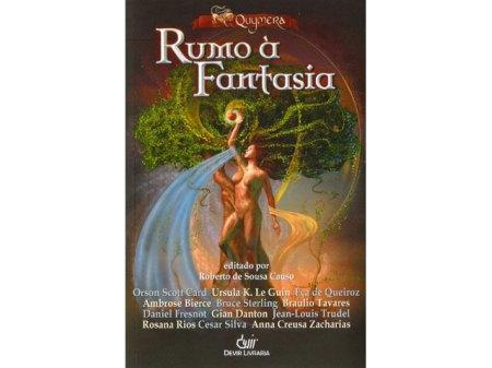 Capa Rumo à Fantasia